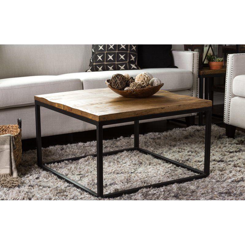 Cora Coffee Table Reviews Allmodern Coffee Table Coffee Table Square Kosas Home