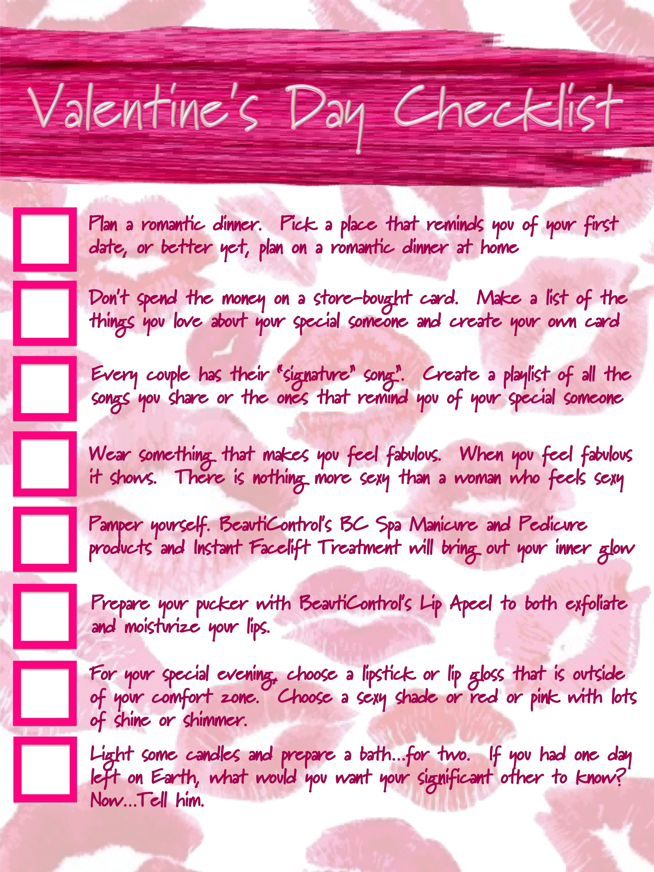 beauticontrol valentines - Google Search   Beauticontrol: Holidays ...