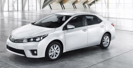 New Toyota Corolla 2014 Price in Pakistan, Pictures, Specs
