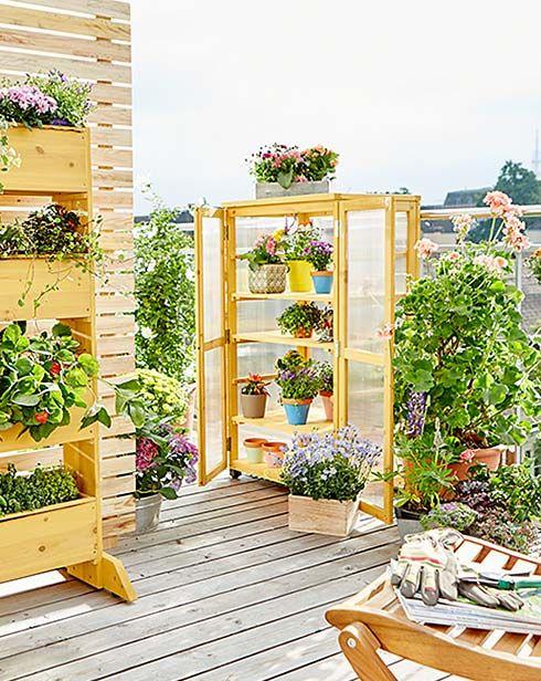 Gartenmöbel: Meine Oase im Grünen   bei Tchibo | Ideen für