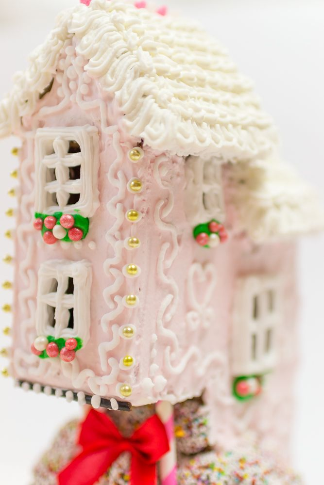 frau zuckerfee royal icing gingerbreadhouse lebkuchenhaus selber bauen mit anleitung royal. Black Bedroom Furniture Sets. Home Design Ideas