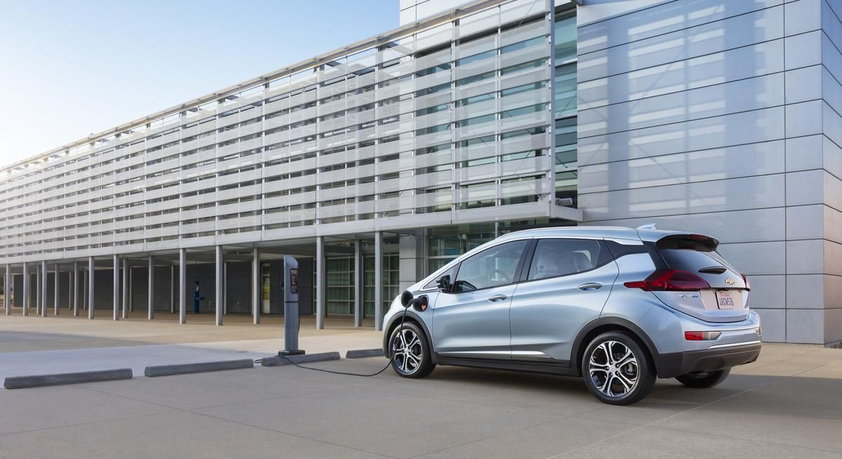 The Chevy Bolt Is the Ugly Car of the (Very Near) Future