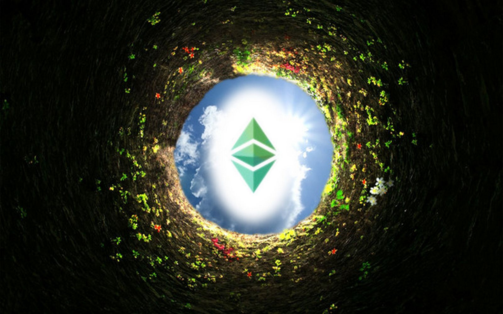 Ethereum Classic Wallpaper Down The Rabbit Hole
