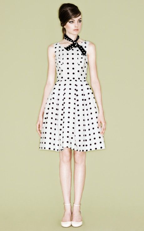 Vincenzinio Dress by Vivetta for Preorder on Moda Operandi