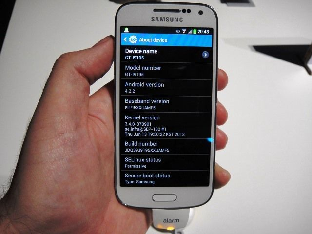 How to Update Samsung Galaxy S4 Mini to Android 5 0 S5 Mini