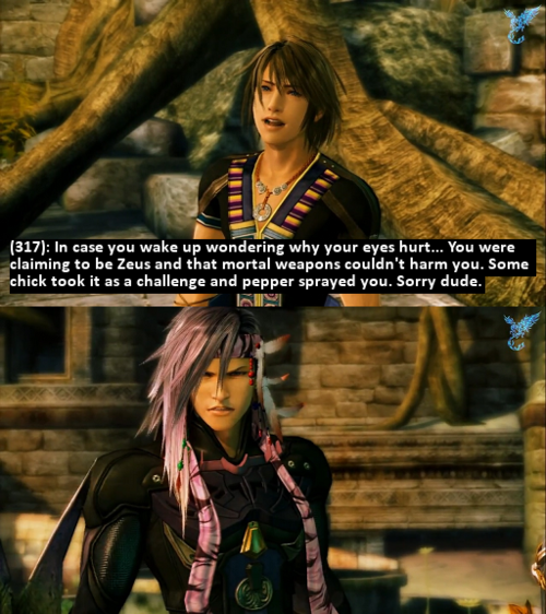 Texts from Final Fantasy XIII