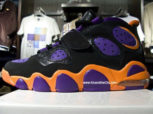 best sneakers 47856 8fcf3 Air CB 34- Charles Barkley Phoenix Sun