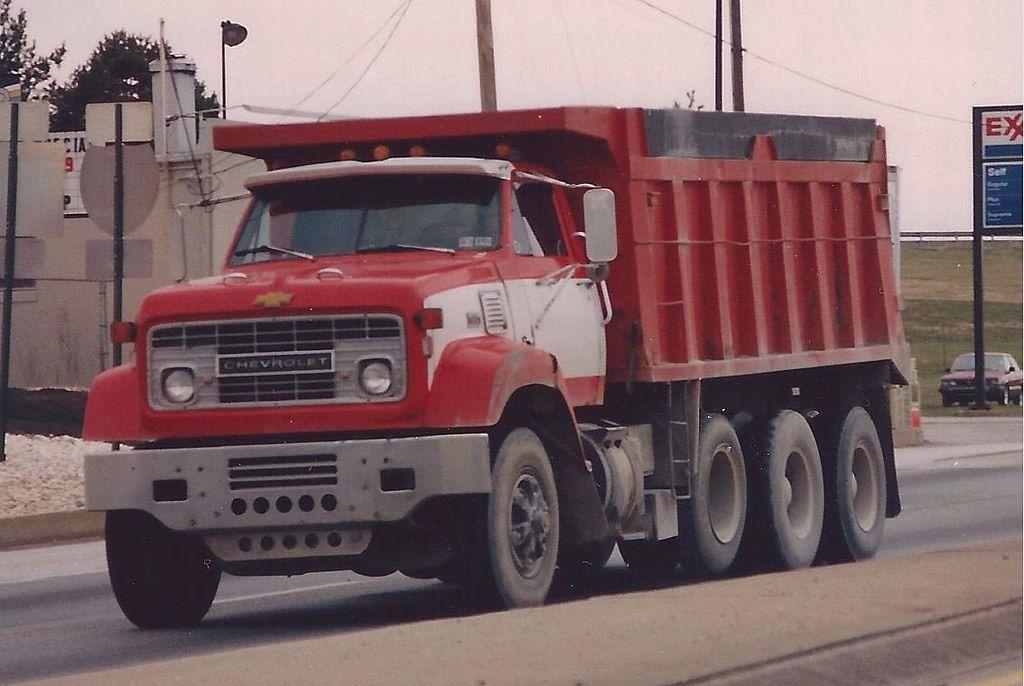 Chevy C90 Dump Truck Trucks Dump Trucks Chevrolet
