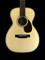 Colllings 02HG - German Spruce Top - Natural Finish