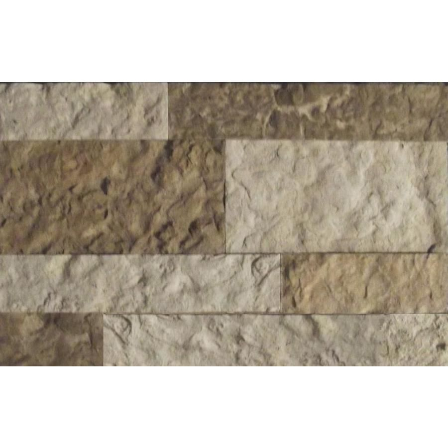 AirStone 8 Sq Ft Autumn Mountain Primary Wall Faux Stone Veneer