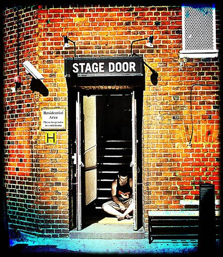 Stage door - theatre for life!  sc 1 st  Pinterest & Stage door - theatre for life! | Stage Doors! | Pinterest | Stage ...