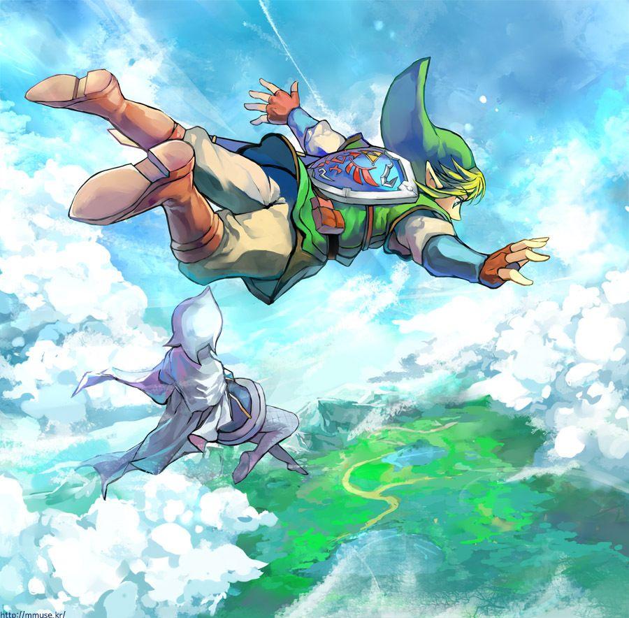 Tags Fanart, Nintendo, Zelda no Densetsu, deviantART