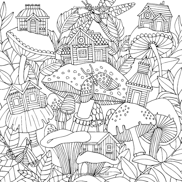 Fairy Tales Coloring Book Published In Sweden As Sagolikt Amazonca