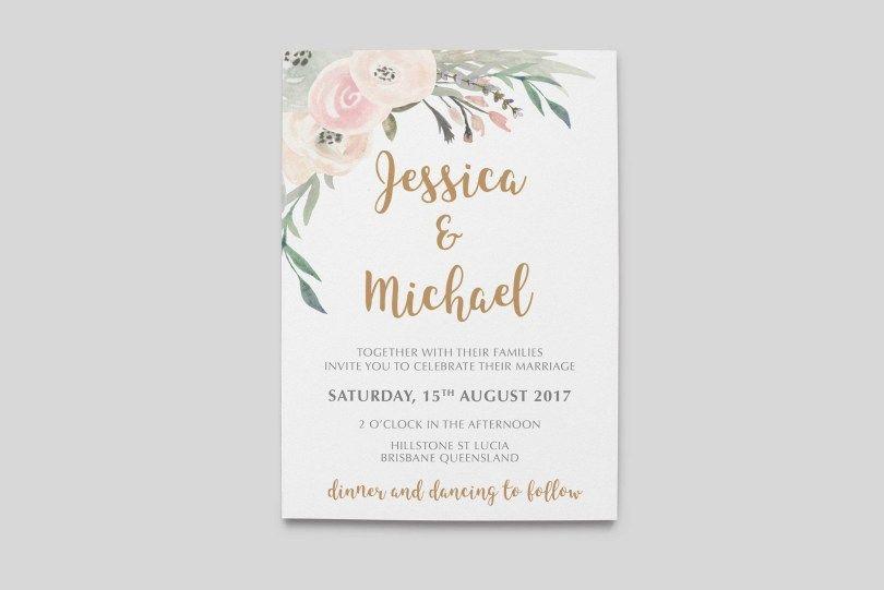 Pocket Wedding Invitations Vista Print Wedding Invitations Wedding Invitation Samples