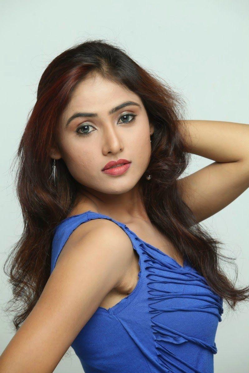 Telugu Actress Sony Charishta Hot Photos in Pink ...