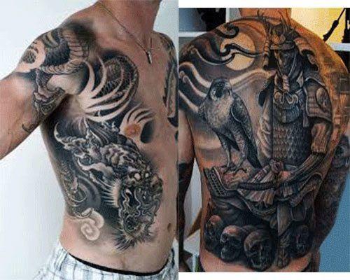 Tatuajes Japoneses Para Hombres Tatuajes Y Estilos Pinterest
