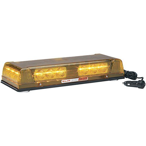 Whelen Engineering Responder Lp Mini Lightbar Magnetic Mount Amber Model R1lpma Check Out The Image By Visiting With Images Bar Lighting Car Lights Emergency Lighting