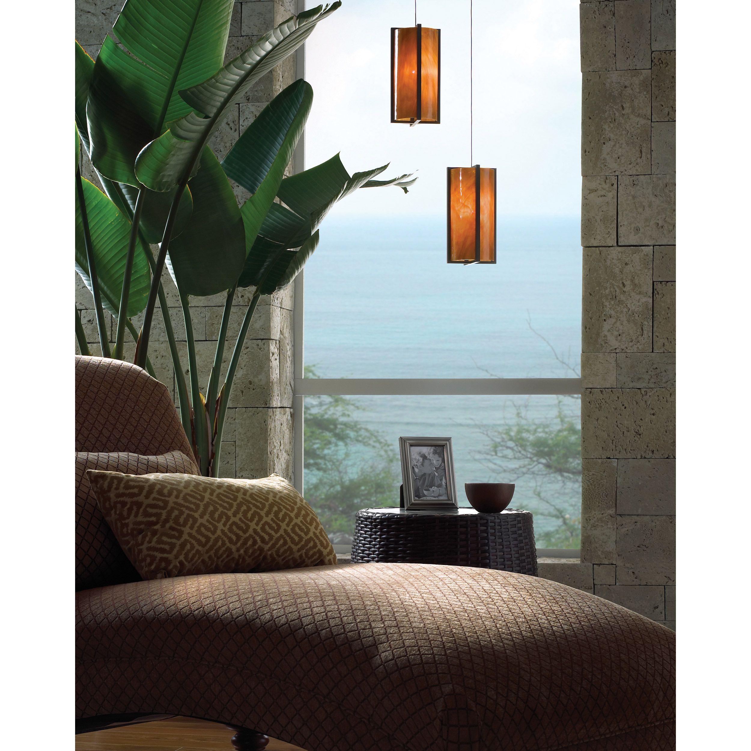 Tech Lighting LowVoltage Essex Pendant Living room