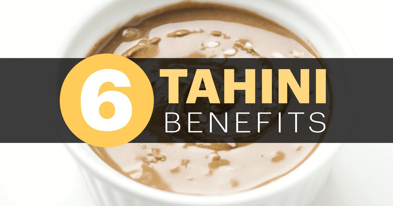 Tahini 6 Benefits for Heart Health, Immunity & More