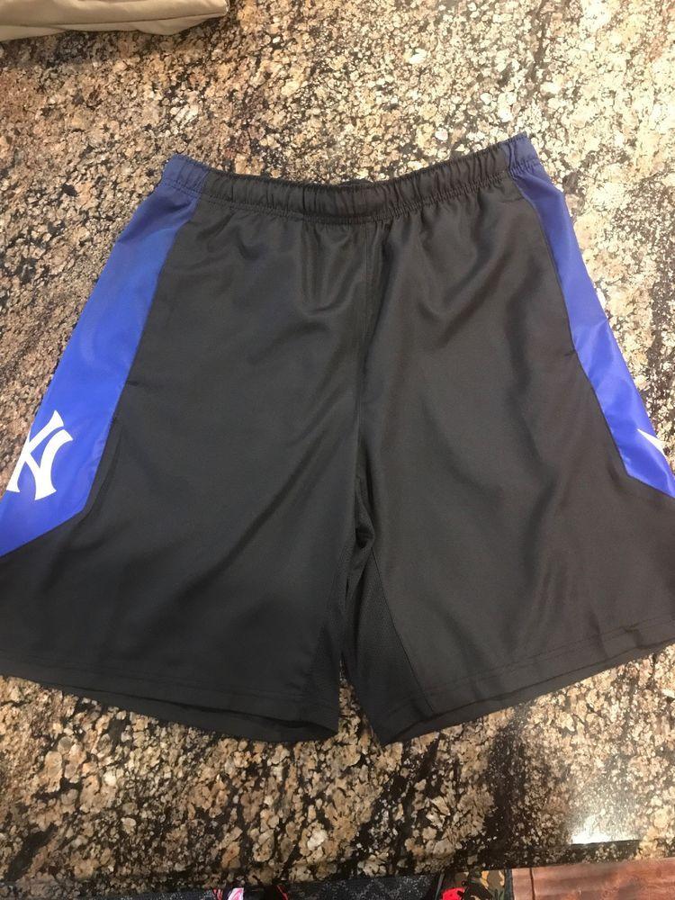 ea1f4c57b69b Nike New York Yankee Dri Fit Shorts Sz Large New  Nike  NewYorkYankees
