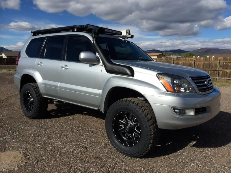 120 Series Photos Lexus Gx Lexus Gx470 Toyota Land Cruiser Prado