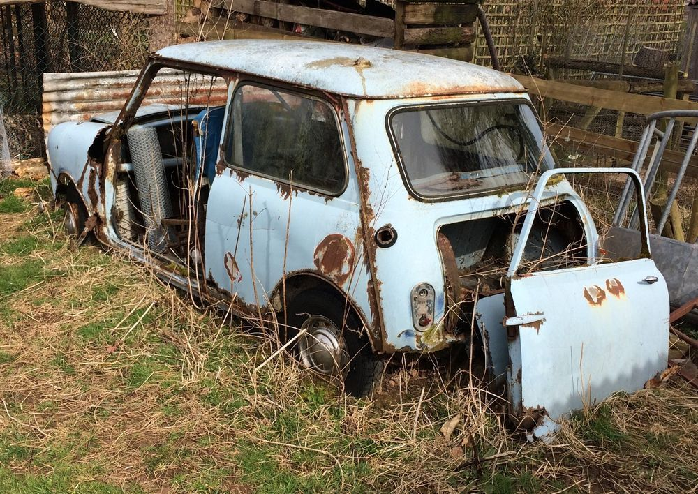 1961 Needs Complete Restoration Barn Find
