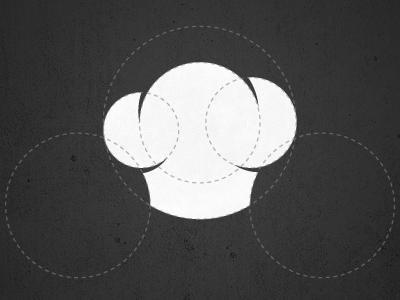 Golden Ratio Chef Hat Golden Ratio Logo Catering Logo Chef Logo