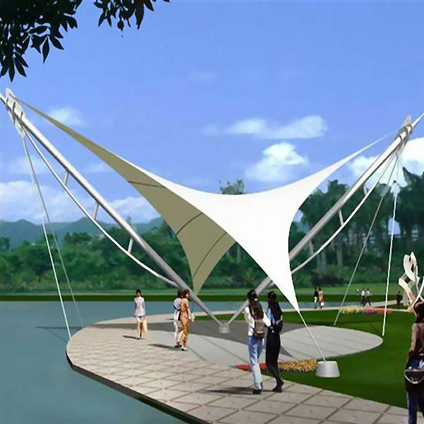 Pin By Jennifer Wren On Tension Structure Tensile Structures Membrane Structure Fabric Structure