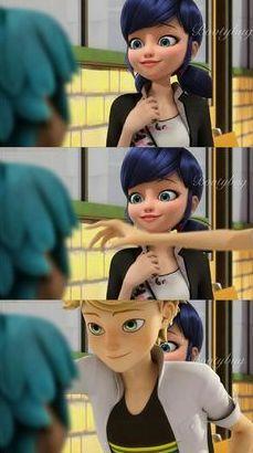 ¡¡Ella es mía!! - ¿Luka se declara?
