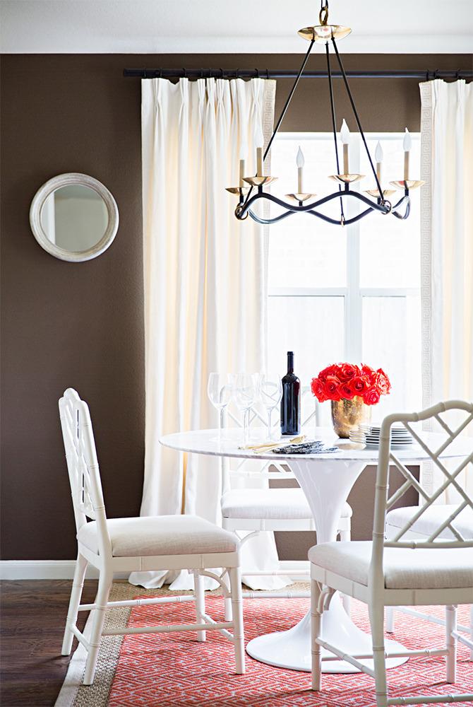 Pin On Tulip Tables W Traditional Interio Design