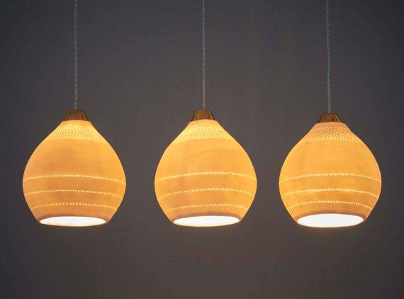 Modern pendant lighting Dining room lights Modern lamps Lamp