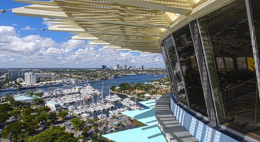 Hyatt Regency Pier SixtySix Fort Lauderdale Florida