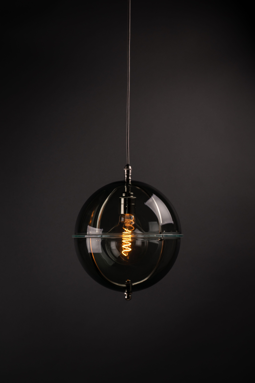 Grafton Glass Globe Pendant In Antique Brass In 2020 Glass Pendant Light Globe Pendant Light Glass Globe