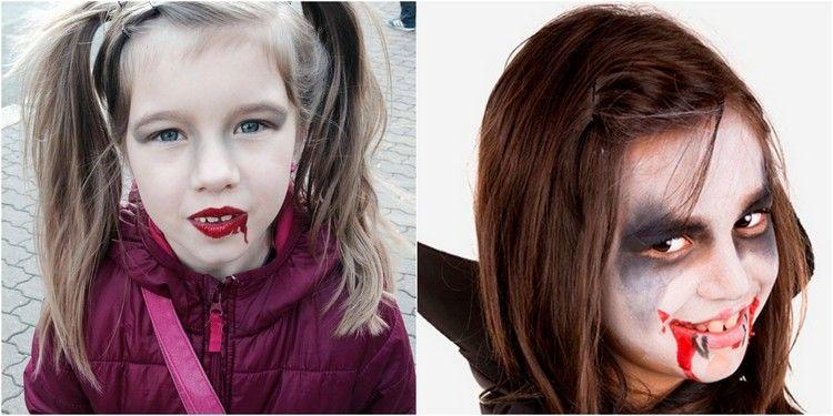 Maquillage vampire fille \u2013 astuces et tutos pour un