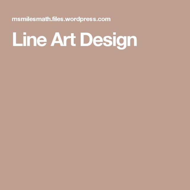 Line Art Design