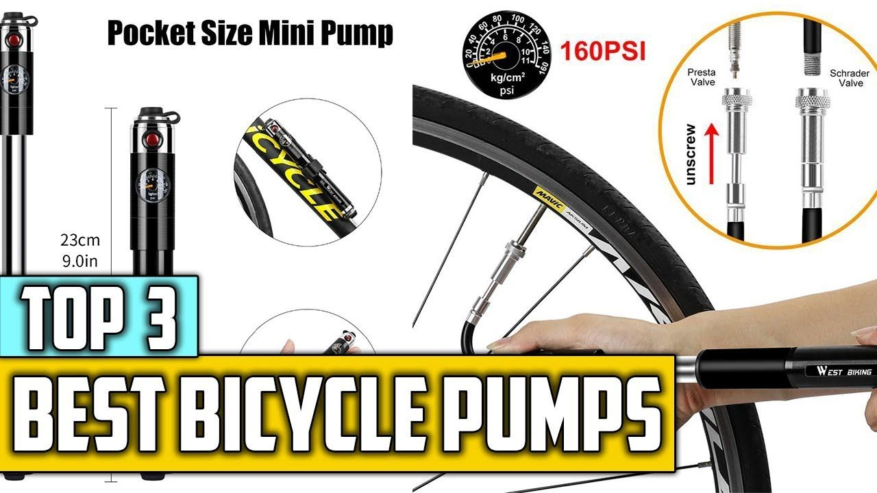The 3 Best Bicycle Pumps Of 2019 With Images Bicycle Pumps