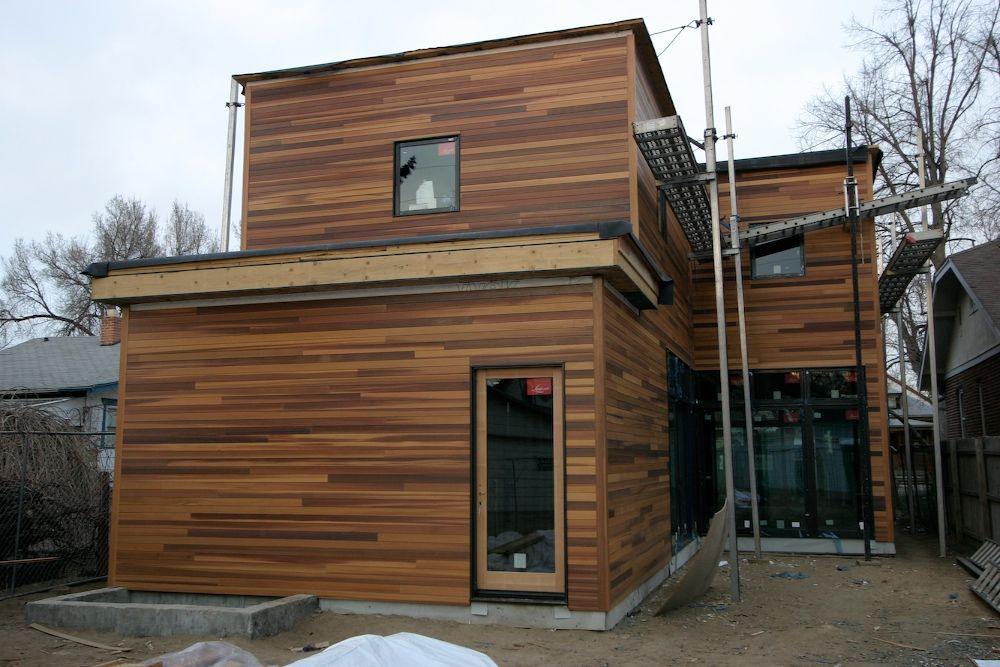 Siding Horizontal Cedar Small House Design Exterior Exterior Wall Cladding Small House Exteriors
