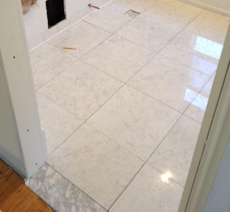 Peronda Museum 18x18 Polished Porcelain Bianca Carrara Google Search Bathroom Wall Tile Ceramic Floor Tile Flooring