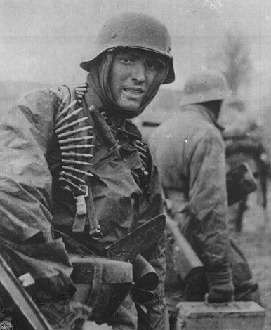 Afbeeldingsresultaat voor german soldier houffalize 1944