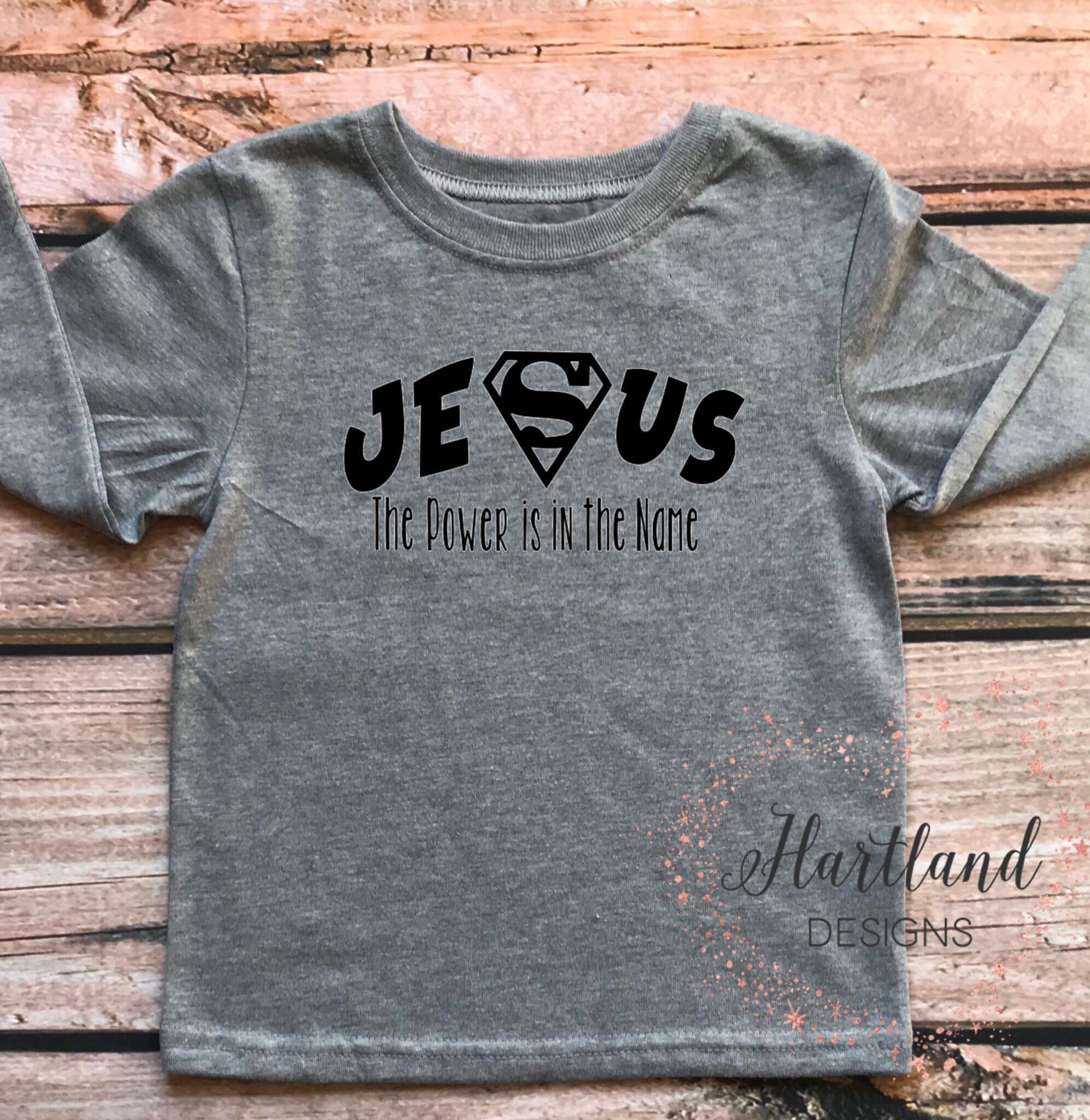 3f16f821 Christian Superhero Shirt- Superhero Shirt- Toddler Christian Shirt- Superman  Shirt by HartlandDesignsCo on Etsy