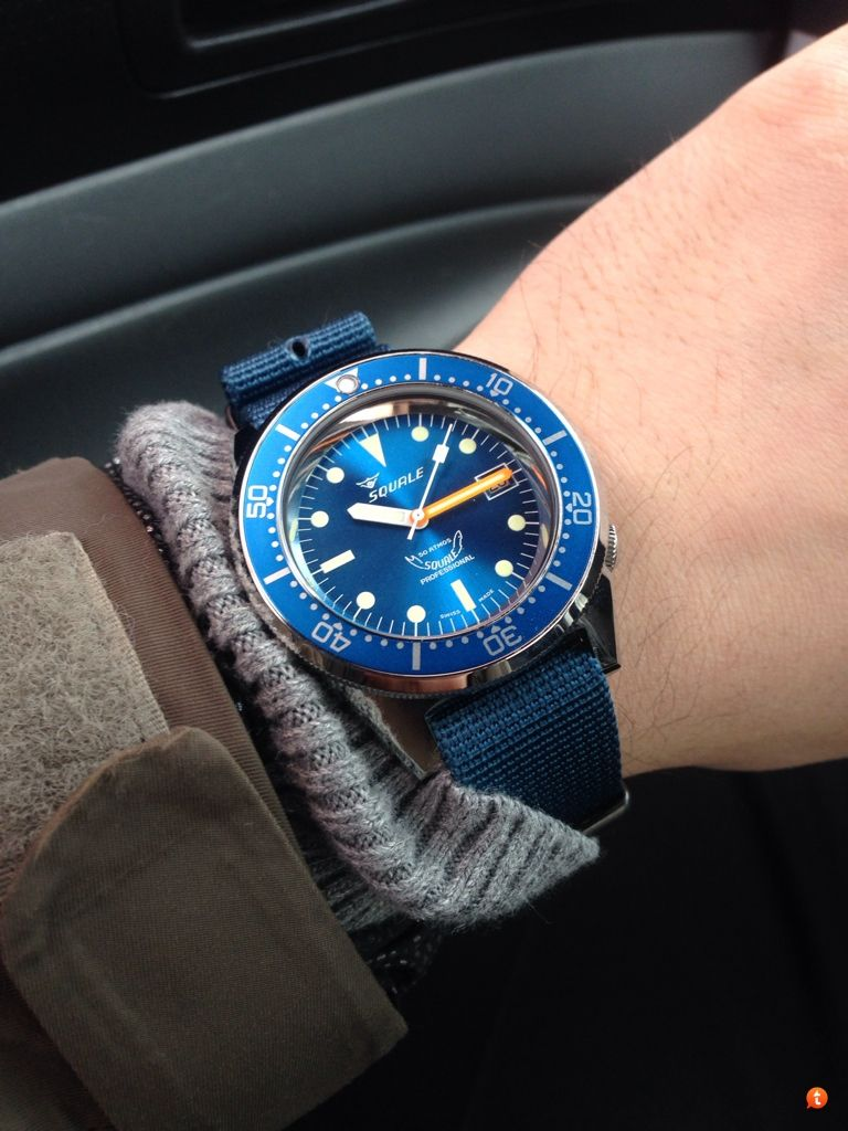 atmos watches watch blog blandford professional image master squale ocean diver