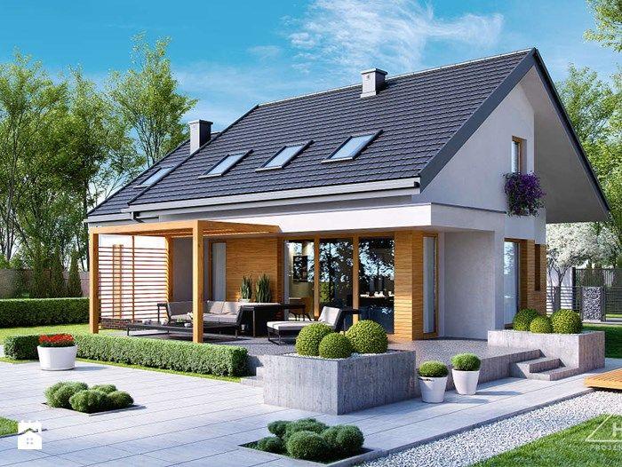 настоятельно рекомендовали фото небольших домов с проектами для состоятельных