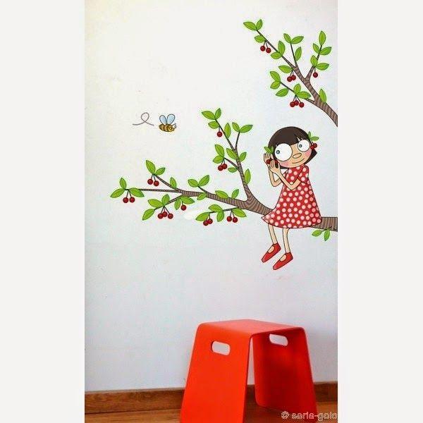 YO NO FUI ! - Cuadros infantiles - : Árboles, lianas, hamacas y más