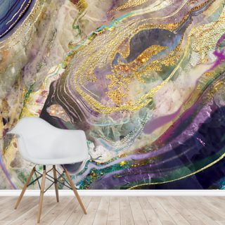 Gold Dust Purple (With images) Purple walls, Marble