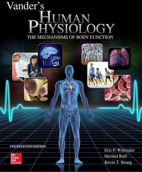Vander\'s Human Physiology 14th edition pdf download | PDF Outlet ...