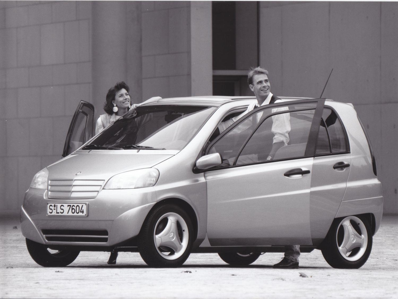 Mercedes-Benz Vision A 93 (Foto 93 831/10)
