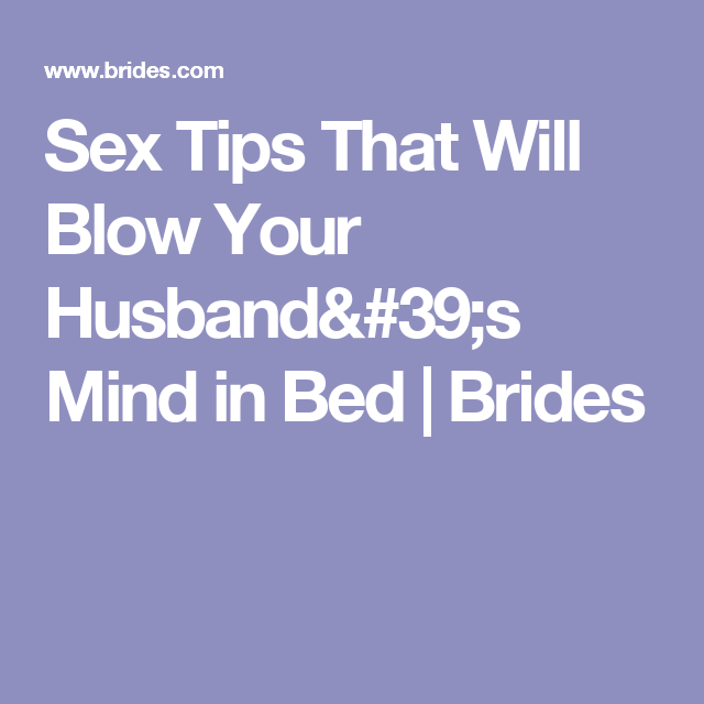 sex with wife tips