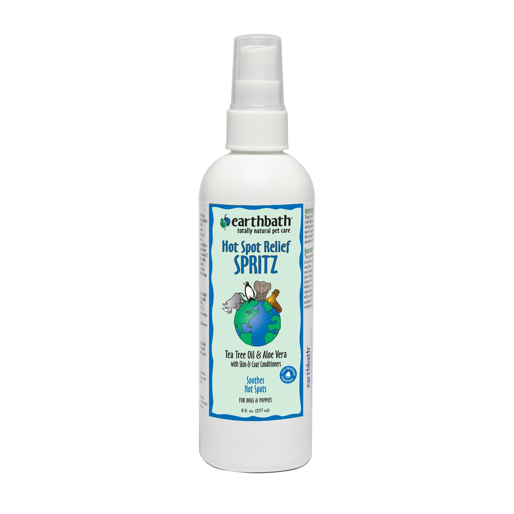 Earthbath Hot Spot & Itch Relief Dog Spray (With images