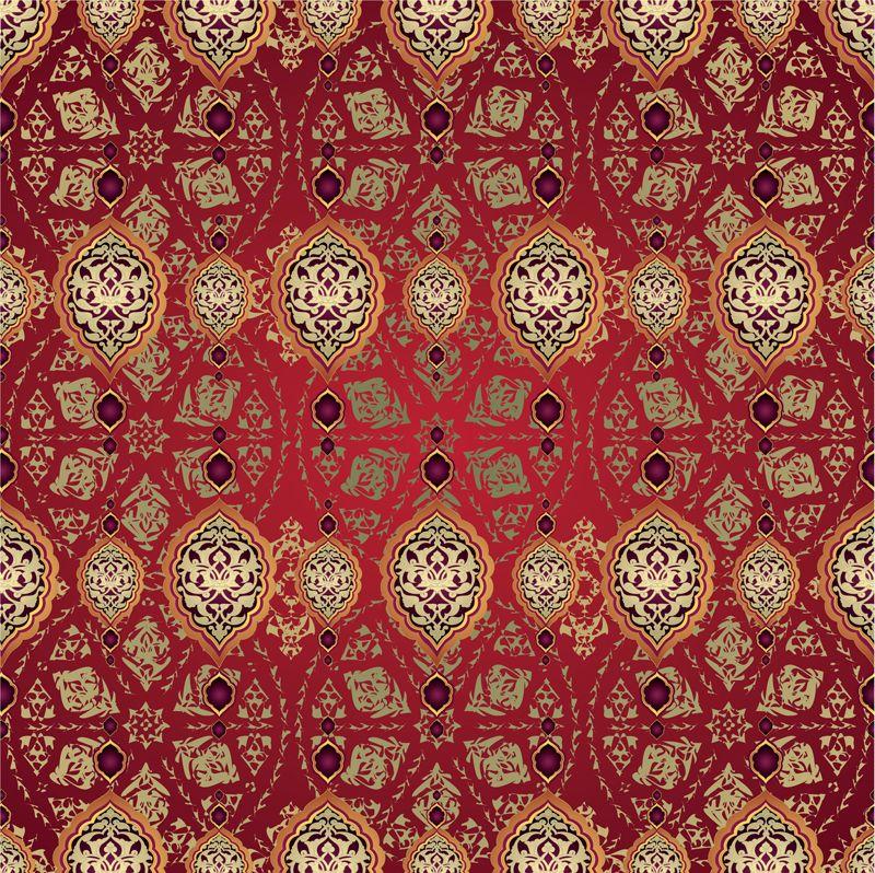 Los tejidos nobles de oriente revista el legado for Tejido persa