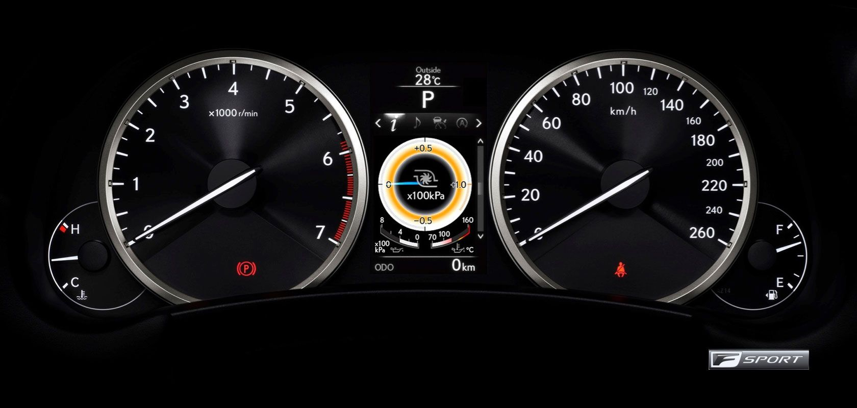 Lexus Nx F Lexus Vehicle Gauge Vehicles